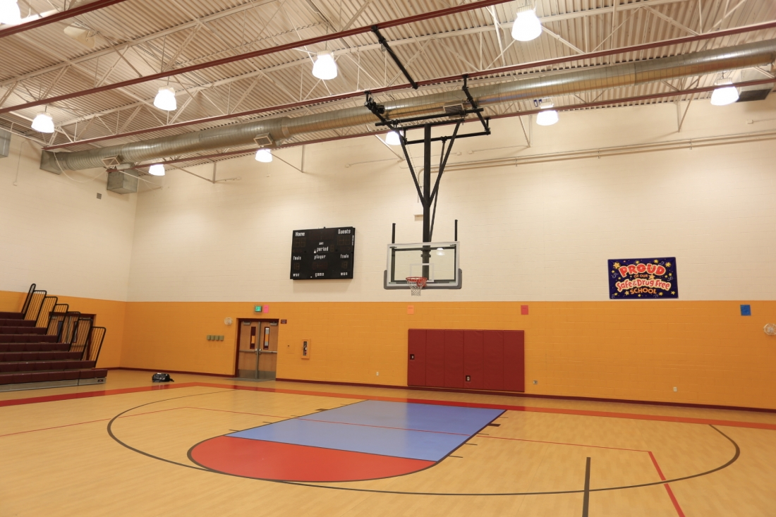 Home indoor basketball court ceiling height american hwy Indoor basketball court ceiling height